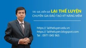 thuong hieu ca nhan - LAI THE LUYEN