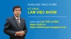 Ticki - KN lam viec nhom - lai the luyen