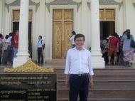 Hoàng Cung Campuchia 2013