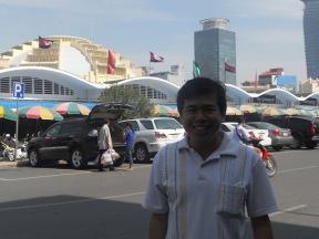 Chợ Phnompenh 2013