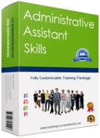 Administrative-Assistant-Skills-training-course-material
